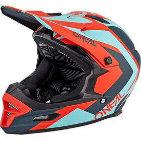 O'Neal Fury RL Casco, red
